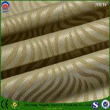 Tela impermeable tejida materia textil de la cortina del apagón de Jacquad franco de la tela del poliester de la tela para el uso de la tapicería