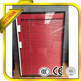 Vidro isolado com as cortinas no certificado de Ce/CCC/ISO