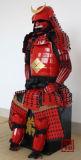Replica dell'armatura portabile del samurai