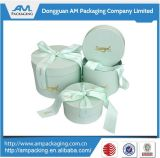 Het Vakje van de Gift van het Document van de douane om de Verpakking van het Vakje van de Gift van de Bloem van de Buis