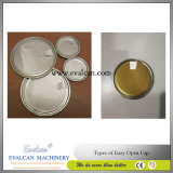 Easy Tear Canned Sardine Drum Cap Making Machine