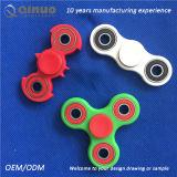 EDC van het Stuk speelgoed van het bureau de Jonge geitjes van Stuffer van de Kous of de Volwassen Goedkope Spinner van de Vinger van de Prijs voor Economische Beginners friemelen Spinner
