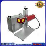 Mini macchina per incidere portatile del laser della fibra