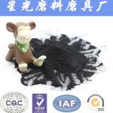 Prix usine en bois de charbon actif de la Chine en kilogramme