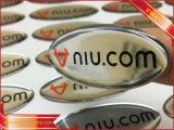 Windows 스티커 비닐 스티커의 둘레에 인쇄되는 고무 3m 스티커