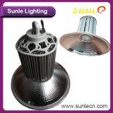 Iluminación industrial impermeable de la bahía de 100With150W LED alta con 110lm/W (HBY)