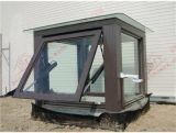 Ventana eléctrica del toldo/ventana de aluminio automatizada (BHA-AW05)