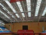 Полуфабрикат крыша плавательного бассеина рамки стальной структуры