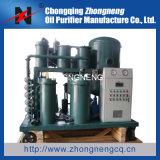 Fábrica de tratamento do purificador de petróleo hidráulico do vácuo de Tya da série
