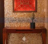 Matriz natural do mosaico da pérola