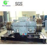 Compressor de alta pressão do diafragma do impulsionador industrial do gás