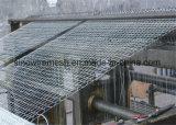 Heißer Verkaufs-sechseckige Draht-Filetarbeit mit kohlenstoffarmem Stahl