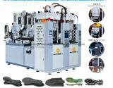 Two Station Two Color Shoes Injection Machine