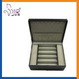Quadratischer Eitelkeits-Kasten-Schmucksache-Kasten-Verfassungs-Kosmetik-Kasten