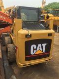 ¡Cargador de segunda mano Cat226b del buey del patín para la venta!