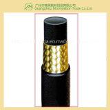 Boyau hydraulique tressé de fil (EN853-1SN-5/16)