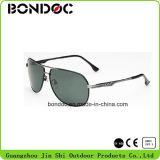 Metallflieger-Spiegel polarisierte Mann-Sonnenbrillen
