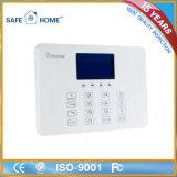Il migliore sistema di allarme di GSM di prezzi connette con il rivelatore di gas