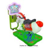 2017 de Hete Rit van Kiddie van het Paard van de Apparatuur van het Vermaak van de Verkoop voor de Speelplaats van Kinderen (zj-kr06a-1)