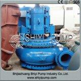 Grava centrífuga horizontal resistente de la presión del tratamiento de aguas y bomba de dragado