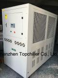 5ton (- 10C°) Luft abgekühlter Glykol-Wasser-Kühler für Checmical das Aufbereiten
