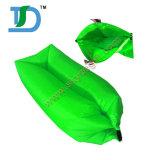Bâti d'air paresseux gonflable rapide de sofa de sac de plage d'été avec le logo personnalisé