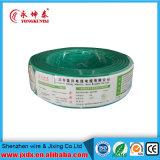 1.5 milímetros Sq Bvr de alambre flexible de la base del aislante de cobre del PVC