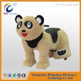 販売のための動物のプラシ天のおもちゃの普及した電気乗車