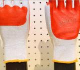 Дешево Носить-Сопротивлять и удар - упорные перчатки латекса предохранения от руки