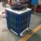 La unidad de condensación de aire del compresor cerrado superior del enchufe