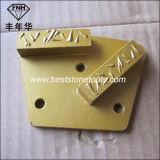 Диамант гибрида PCD металла Bond конкретный для молоть