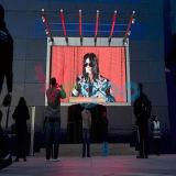Schermo di visualizzazione dell'interno del LED di colore completo di alta qualità P7.62 per la parete del video del LED