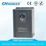 9600 inverseur triphasé de fréquence de la série 30kw 380V avec le module Integrated