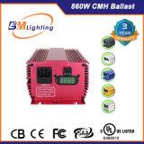 De basse fréquence 860W CACHÉS par 1000W hydroponiques élèvent le ballast électronique léger de Digitals avec l'UL indiquée
