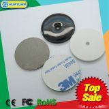 Identität, die ntag203 ntag213 RFID Münzen-Plattenmarke aufspürt