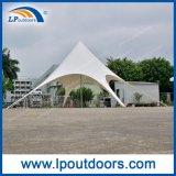 Tienda blanca de la estrella del diámetro el 12m para los acontecimientos al aire libre