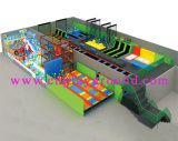 Große Trampoline für Trampoline-Spielplatz und Trampoline-Park (HF-19704)