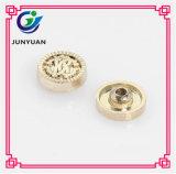 Le rivet en métal de jeans de boutons de pointe en métal boutonne le vêtement annexe