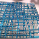 Vidrio del vidrio/edificio de la gafa de seguridad/emparedado del vidrio laminado//vidrio decorativo