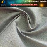 Tessuto irregolare del poliestere, tessuto unito del filato, tessuto di seta naturale di Healther
