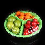 Caixa descartável da salada de Apple do corte da fruta fresca da caixa da fruta do animal de estimação