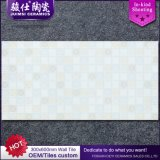 El surtidor Foshan 300*600 3D de Alibaba China impermeabiliza los azulejos de la pared