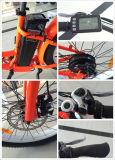 E-Bicicleta de venda quente da neve 2016 com o pneu da gordura 4.0inch