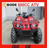 Camino legal 500cc 2 Asientos quad ATV