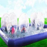 Piscina gonfiabile dell'acqua variopinta per gli sport di acqua