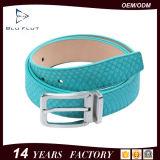 Cinghie di cuoio genuine degli accessori degli inarcamenti di cinghia di disegno semplice di modo