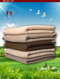 Yak & seda y manta fina de lana para la primavera y el verano