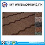 Плитка крыши скрепления металла Wante относящим к окружающей среде содружественным покрынная камнем