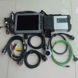 MB BR verbinden Compacte vijfsterrenC5 Laptop van de Tablet van de Auto van Xplore IX104 Kenmerkende I7 4G Nieuwste Software in Super Klaar SSD te gebruiken