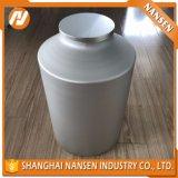 La capacidad grande conserva las latas de la aleación de aluminio con la tapa